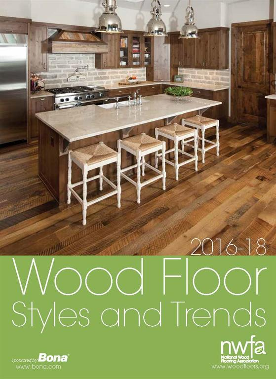 What to expect from your wood flooring installation nwfa for Different types of kitchen flooring